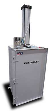 VAC-U-MAX Bag Compactor. Redesigned and New.
