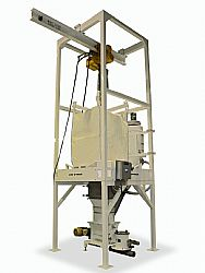 VAC-U-MAX Bulk Bag Discharger