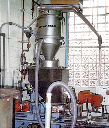 Potassium Permanganate & Dry Chemical Vacuum Conveying